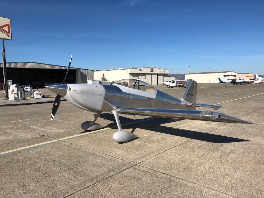 Lonnie Autry Jr's RV-8 - Van's Aircraft Total Performance RV Kit Planes